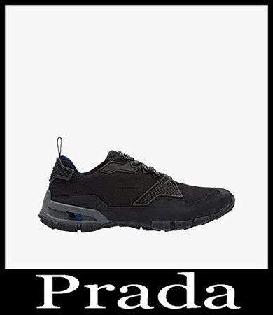 New Arrivals Prada Sneakers Men's Shoes 19