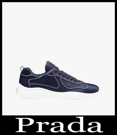 New Arrivals Prada Sneakers Men's Shoes 2
