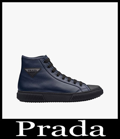 New Arrivals Prada Sneakers Men's Shoes 20