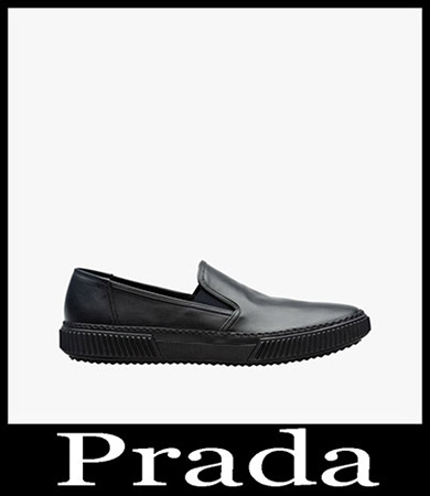 New Arrivals Prada Sneakers Men's Shoes 21