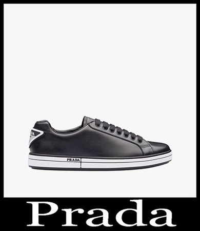 New Arrivals Prada Sneakers Men's Shoes 22