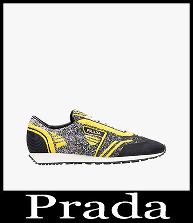 New Arrivals Prada Sneakers Men's Shoes 23