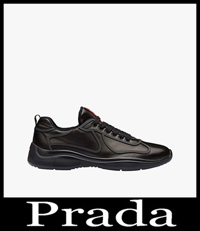 New Arrivals Prada Sneakers Men's Shoes 3
