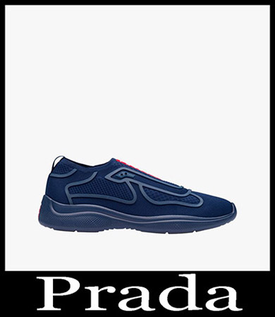 New Arrivals Prada Sneakers Men's Shoes 4