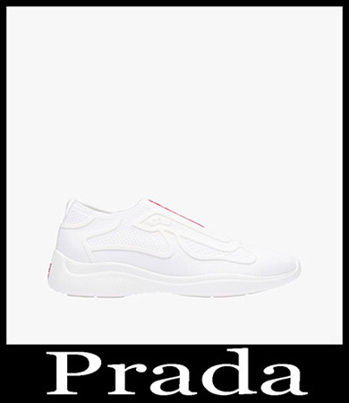 New Arrivals Prada Sneakers Men's Shoes 5
