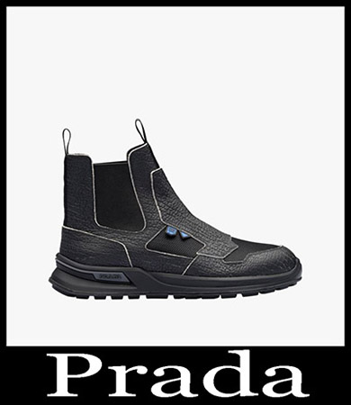 New Arrivals Prada Sneakers Men's Shoes 7