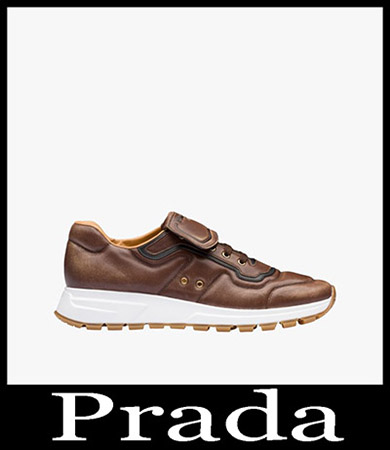 New Arrivals Prada Sneakers Men's Shoes 9