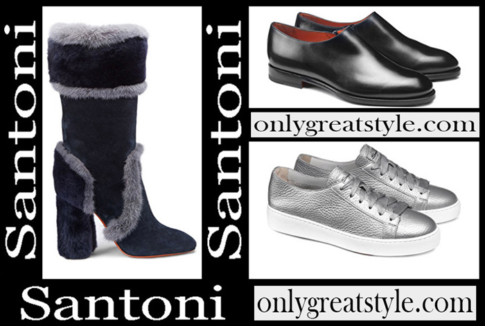 New Arrivals Santoni Fall Winter 2018 2019 Women's