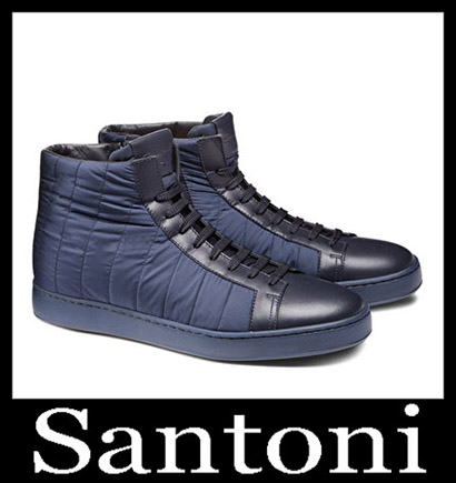 New Arrivals Santoni Shoes 2018 2019 Men's Winter 11