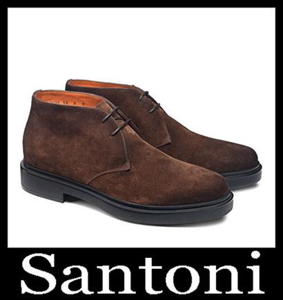 New Arrivals Santoni Shoes 2018 2019 Men's Winter 12