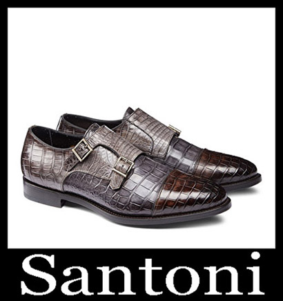 New Arrivals Santoni Shoes 2018 2019 Men's Winter 15
