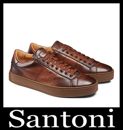 New Arrivals Santoni Shoes 2018 2019 Men's Winter 16