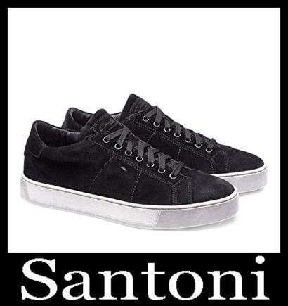 New Arrivals Santoni Shoes 2018 2019 Men's Winter 17