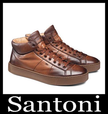 New Arrivals Santoni Shoes 2018 2019 Men's Winter 18