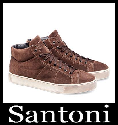 New Arrivals Santoni Shoes 2018 2019 Men's Winter 19