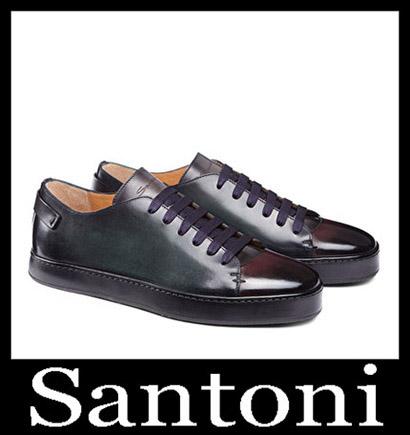 New Arrivals Santoni Shoes 2018 2019 Men's Winter 20