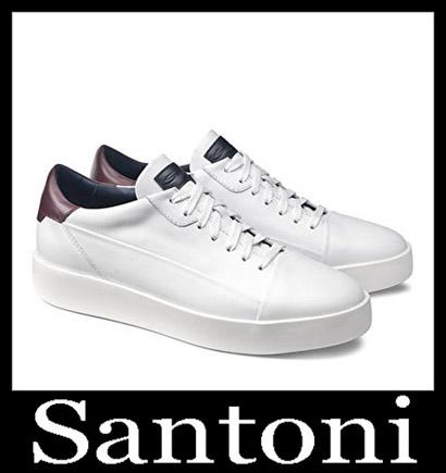 New Arrivals Santoni Shoes 2018 2019 Men's Winter 22