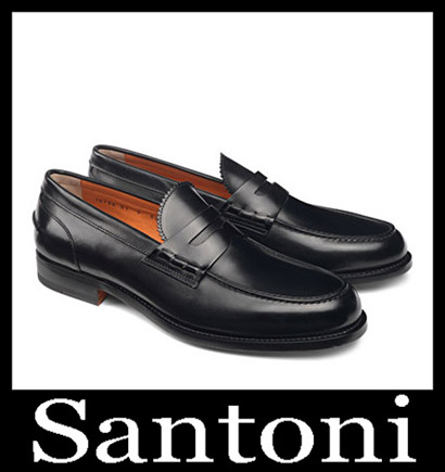 New Arrivals Santoni Shoes 2018 2019 Men's Winter 23