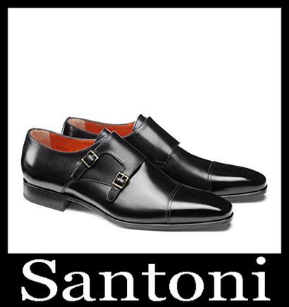 New Arrivals Santoni Shoes 2018 2019 Men's Winter 24