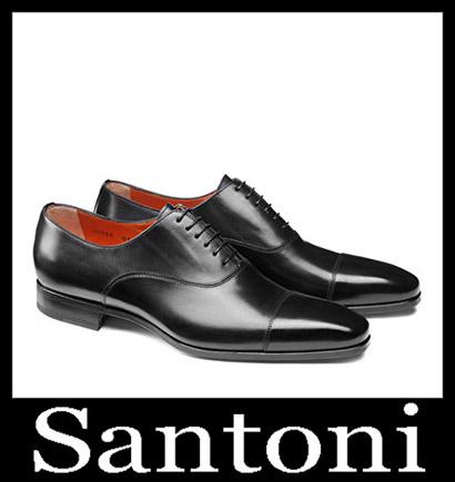 New Arrivals Santoni Shoes 2018 2019 Men's Winter 25