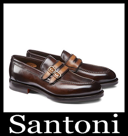 New Arrivals Santoni Shoes 2018 2019 Men's Winter 26