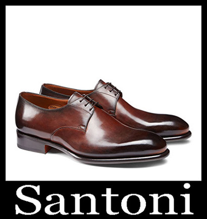 New Arrivals Santoni Shoes 2018 2019 Men's Winter 28