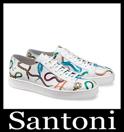 New Arrivals Santoni Shoes 2018 2019 Men's Winter 29