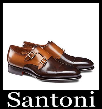 New Arrivals Santoni Shoes 2018 2019 Men's Winter 30