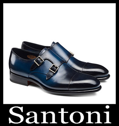 New Arrivals Santoni Shoes 2018 2019 Men's Winter 31