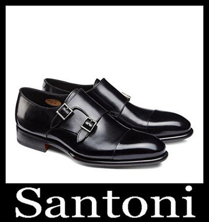 New Arrivals Santoni Shoes 2018 2019 Men's Winter 32