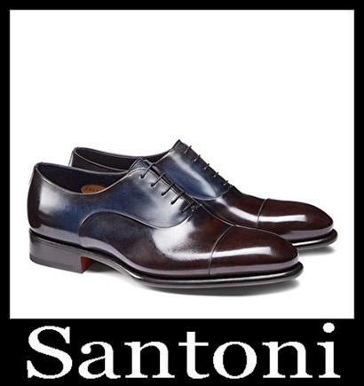 New Arrivals Santoni Shoes 2018 2019 Men's Winter 34