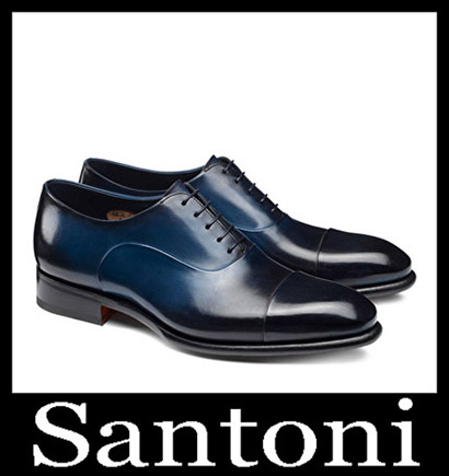 New Arrivals Santoni Shoes 2018 2019 Men's Winter 36