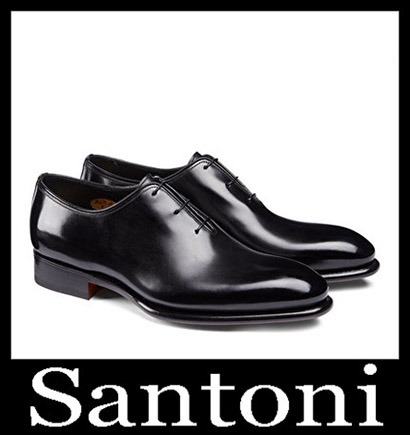 New Arrivals Santoni Shoes 2018 2019 Men's Winter 40