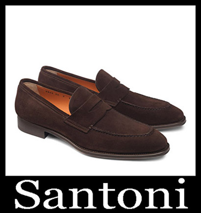 New Arrivals Santoni Shoes 2018 2019 Men's Winter 41