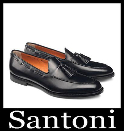 New Arrivals Santoni Shoes 2018 2019 Men's Winter 9