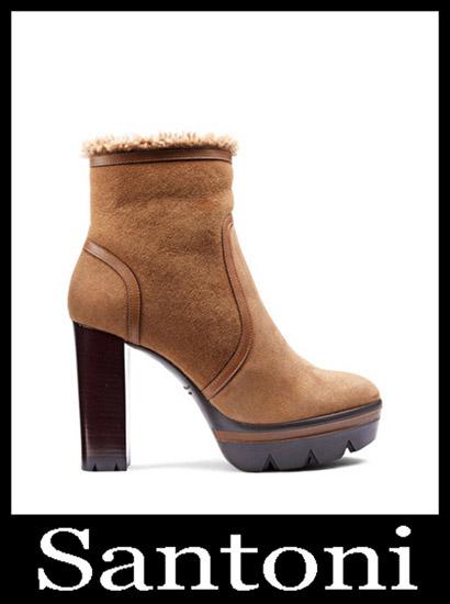 New Arrivals Santoni Shoes 2018 2019 Women's Winter 1