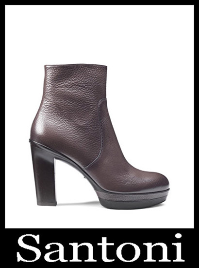 New Arrivals Santoni Shoes 2018 2019 Women's Winter 21