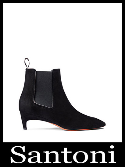New Arrivals Santoni Shoes 2018 2019 Women's Winter 25