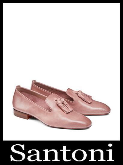 New Arrivals Santoni Shoes 2018 2019 Women's Winter 28