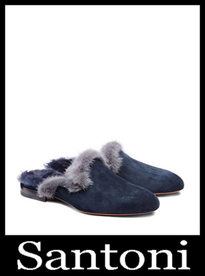 New Arrivals Santoni Shoes 2018 2019 Women's Winter 30
