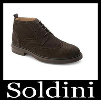 New Arrivals Soldini Shoes 2018 2019 Men's Fall Winter 1