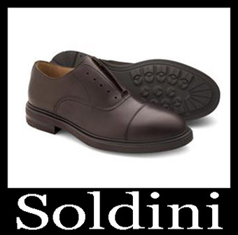 New Arrivals Soldini Shoes 2018 2019 Men's Fall Winter 10