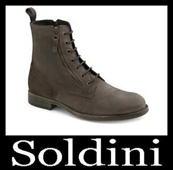 New Arrivals Soldini Shoes 2018 2019 Men's Fall Winter 12