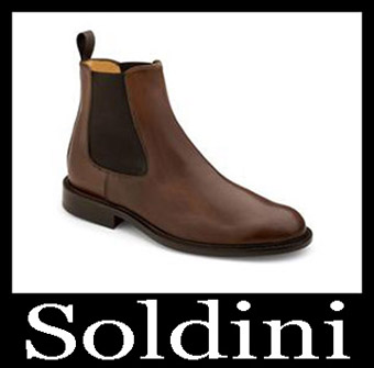 New Arrivals Soldini Shoes 2018 2019 Men's Fall Winter 15