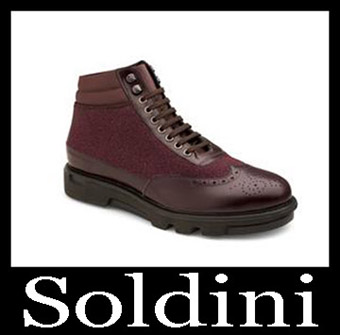 New Arrivals Soldini Shoes 2018 2019 Men's Fall Winter 16