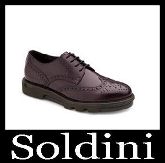 New Arrivals Soldini Shoes 2018 2019 Men's Fall Winter 17
