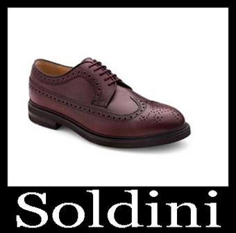 New Arrivals Soldini Shoes 2018 2019 Men's Fall Winter 18