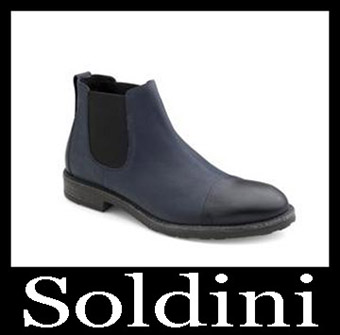 New Arrivals Soldini Shoes 2018 2019 Men's Fall Winter 19