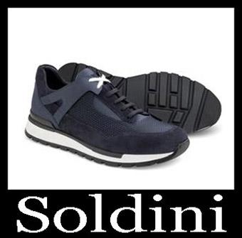 New Arrivals Soldini Shoes 2018 2019 Men's Fall Winter 20