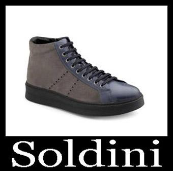 New Arrivals Soldini Shoes 2018 2019 Men's Fall Winter 21